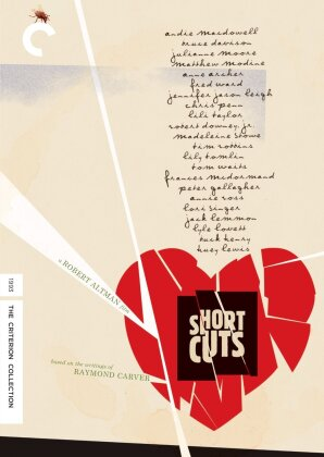 Short Cuts (1993) (Criterion Collection, Restaurierte Fassung, Special Edition, 2 DVDs)