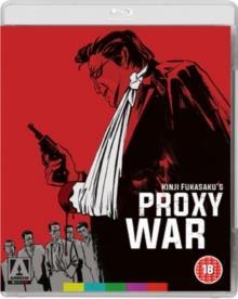 Proxy War - The Yakuza Papers 3 (1973) (Blu-ray + DVD)