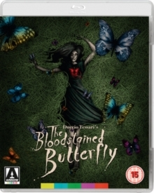 The Bloodstained Butterfly (1971) (Blu-ray + DVD)