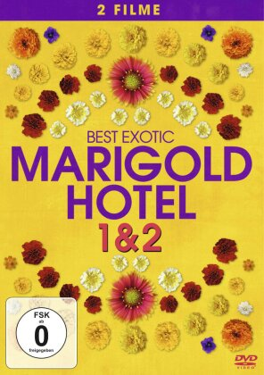 Best Exotic Marigold Hotel 1 & 2 (2 DVDs)