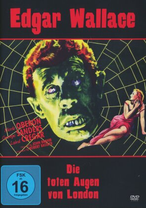 Edgar Wallace - Die toten Augen von London (1940) (s/w)