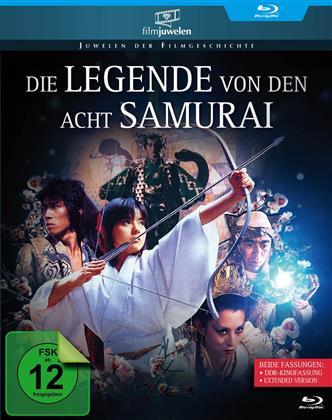 Die Legende von den acht Samurai (1983) (Filmjuwelen)