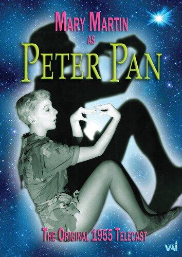 Peter Pan - The Original 1955 Telecast (1955) (s/w)