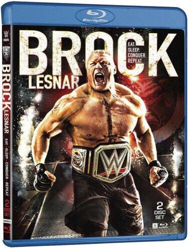 WWE: Brock Lesnar - Eat. Sleep. Conquer. Repeat (2 Blu-ray)