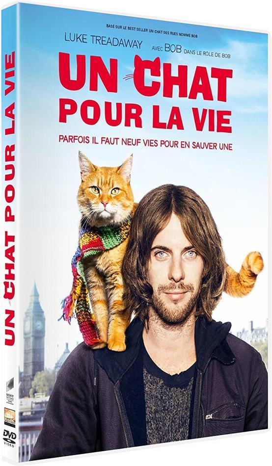 Un chat pour la vie (2016)