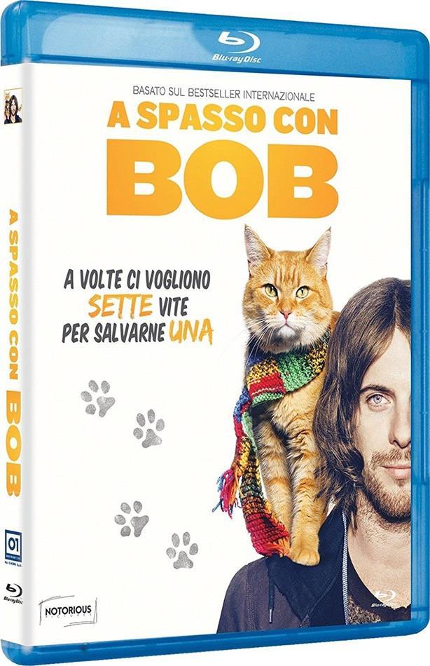 A spasso con Bob (2016)