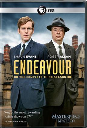 Endeavour - Season 3 (Masterpiece Mystery, 2 DVDs)