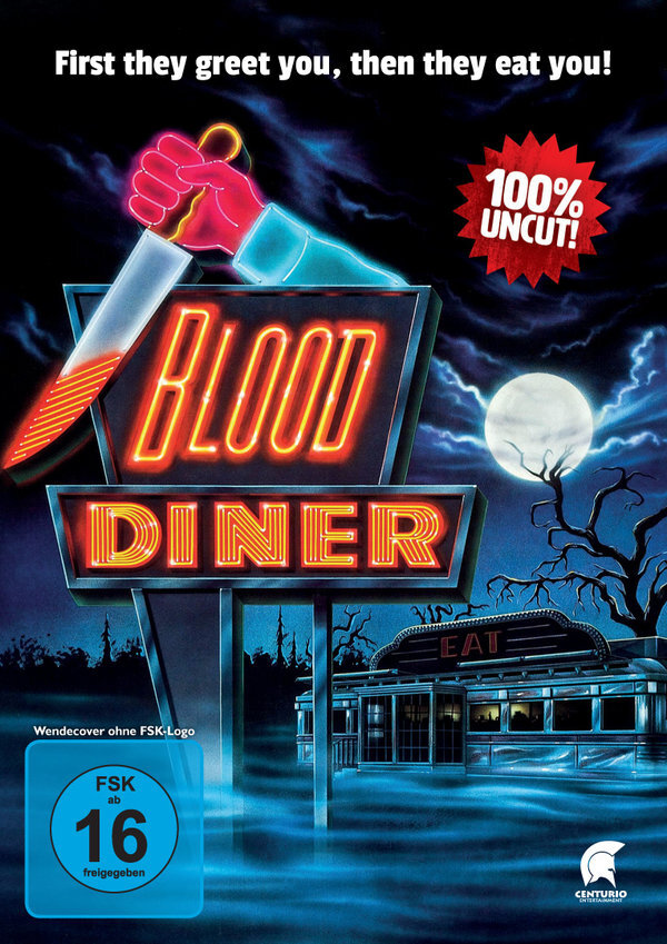 Blood Diner (1987) (Uncut)