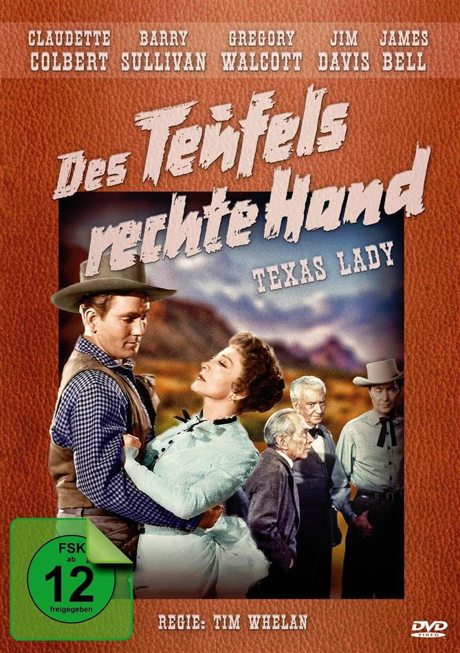 Des Teufels rechte Hand - Texas Lady (1955) (Filmjuwelen)
