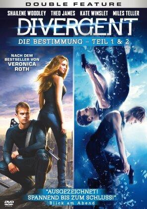 Divergent - Die Bestimmung Teil 1 & 2 - Divergent / Insurgent
