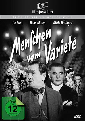Menschen vom Varieté (1939) (Filmjuwelen, n/b)
