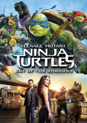 Teenage Mutant Ninja Turtles - Out of the Shadows (2016)