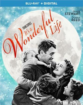 It's a Wonderful Life (1946) (Platinum Anniversary Edition, Repackaged, 2 Blu-rays)