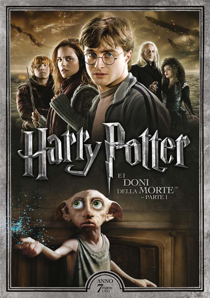 Harry Potter e i doni della morte - Parte 1 (2010) (Riedizione)