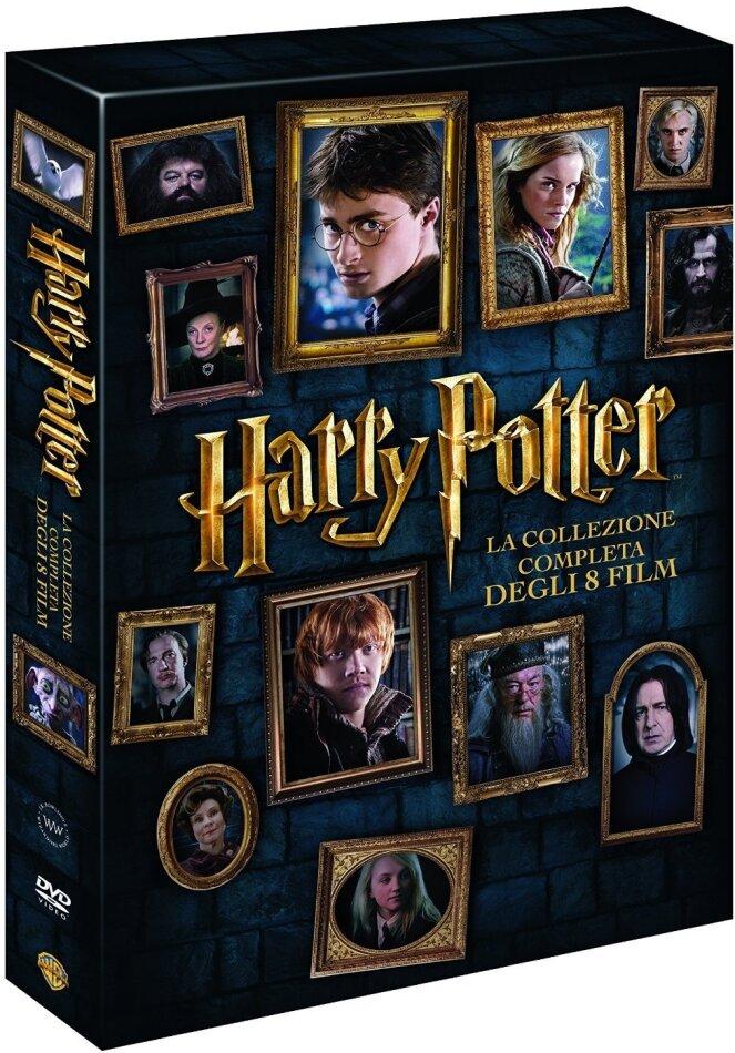 Harry Potter 1 - 7 - La collezione completa (8 DVDs)
