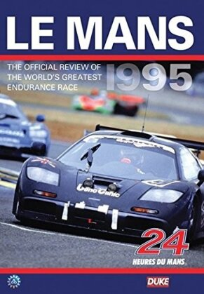 24 hours of Le Mans 1995