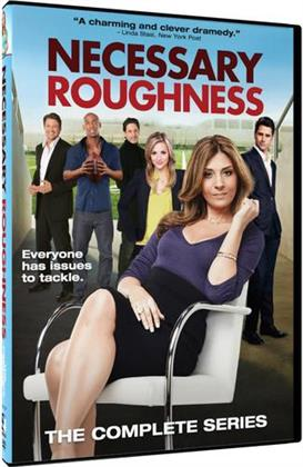 Necessary Roughness - Complete Series (6 DVDs)