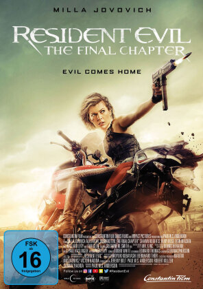 Resident Evil 6 - The Final Chapter (2016)
