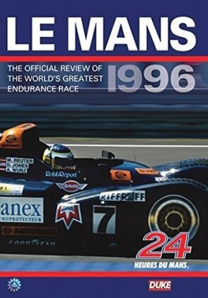 24 hours of Le Mans 1996