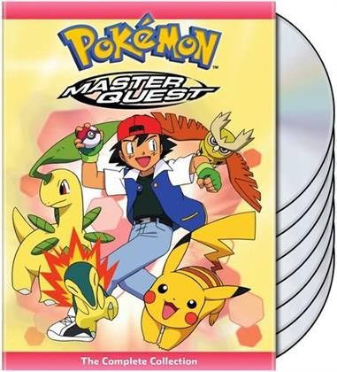 Pokémon Master Quest - Season 5 - The Complete Collection (Collector's Edition, 7 DVDs)