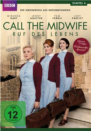 Call the Midwife - Staffel 4 (BBC, 3 DVDs)