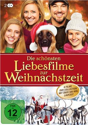 Die schönsten Liebesfilme zur Weihnachtszeit (Collector's Edition, 2 DVDs)
