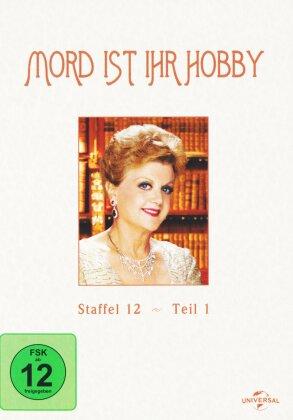 Mord ist ihr Hobby - Staffel 12 Teil 1 - Finale Staffel (3 DVDs)