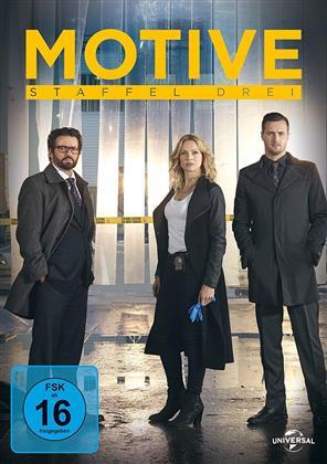 Motive - Staffel 3 (3 DVDs)