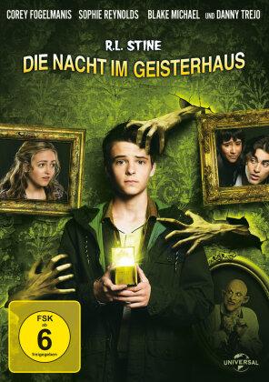 R.L. Stine - Die Nacht im Geisterhaus (2016)