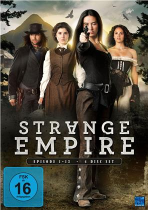 Strange Empire - Staffel 1 (4 DVDs)