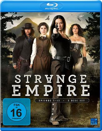 Strange Empire - Staffel 1 (3 Blu-rays)