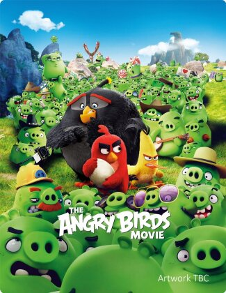 The Angry Birds Movie (2016) (Steelbook)
