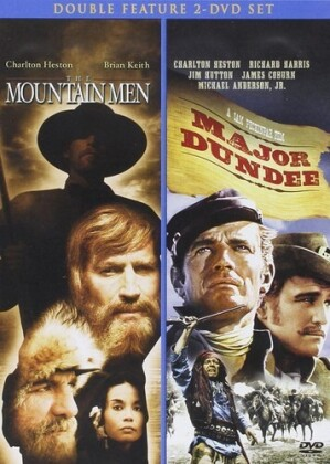 The Mountain Men / Major Dundee - Double Feature 2-DVD Set (2 DVDs)