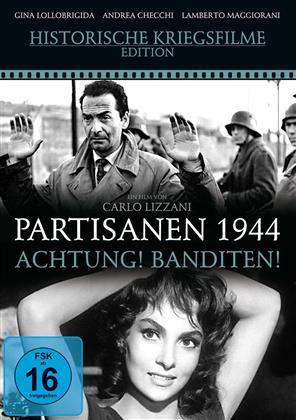 Partisanen 1944 - Achtung! Banditen! (1951) (s/w, Historische Kriegsfilme Edition)