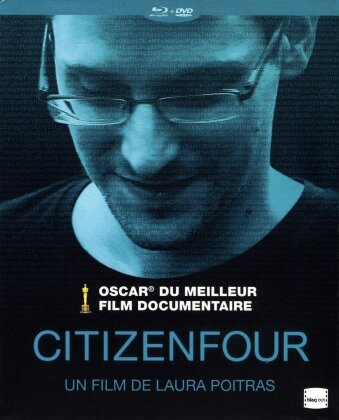 Citizenfour (2014) (Blu-ray + DVD)