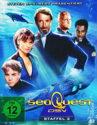 Seaquest DSV - Staffel 2 (5 Blu-rays)