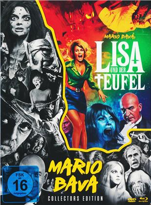 Lisa und der Teufel (1973) (Mario Bava-Collection, Collector's Edition, Blu-ray + 2 DVDs)