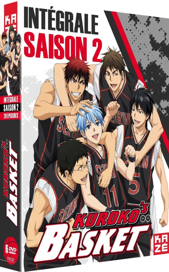 Kuroko's Basket - Saison 2 (6 DVDs)