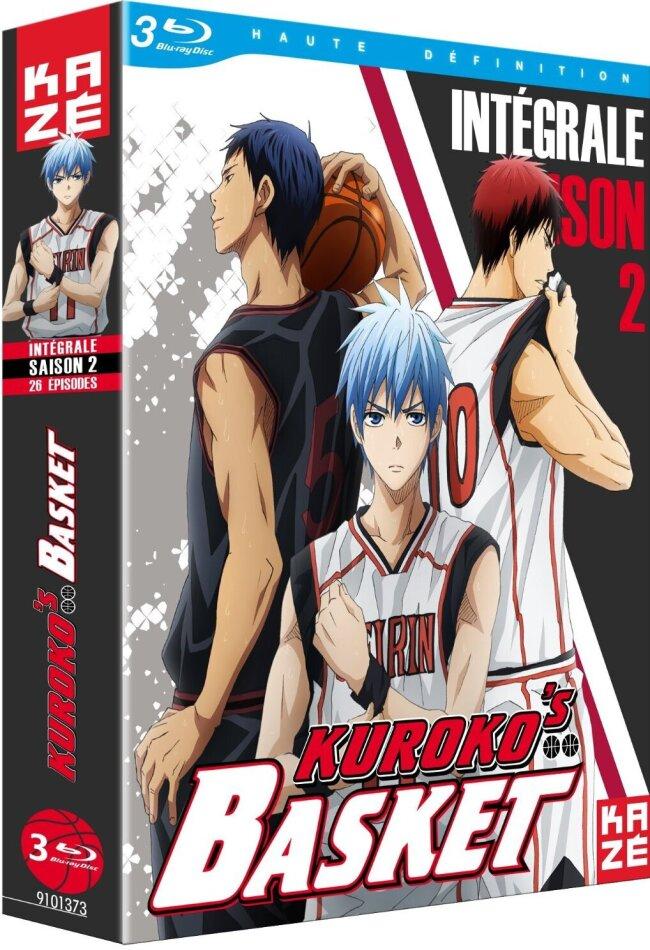 Kuroko's Basket - Season 2 (3 Blu-rays)