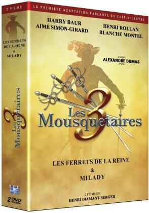 Les 3 Mousquetaires - Version Chantée (1932) (s/w, 2 DVDs)