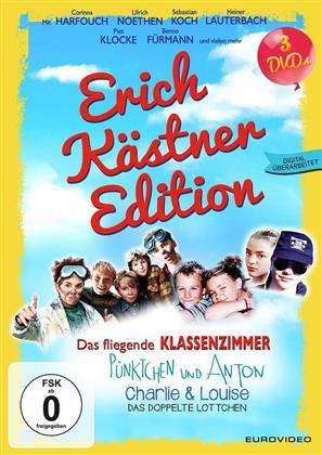 Erich Kästner Edition (Restaurierte Fassung, 3 DVDs)