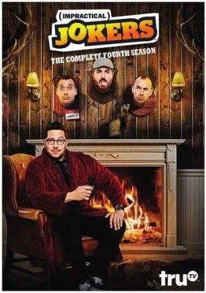 Impractical Jokers - Season 4 (3 DVDs)