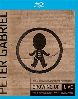 Peter Gabriel - Growing Up - Live / Still Growing Up - Live & Unwrapped (Blu-ray + DVD)