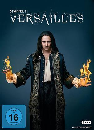 Versailles - Staffel 1 (4 DVDs)