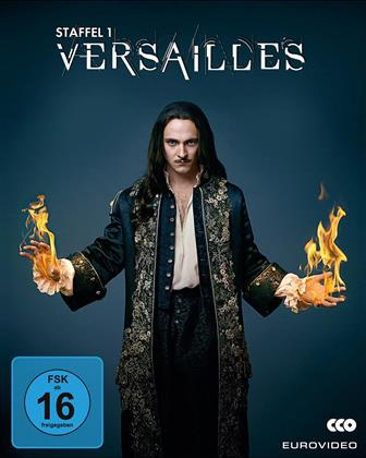 Versailles - Staffel 1 (3 Blu-rays)