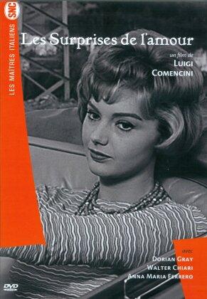 Les surprises de l'amour (1959) (Les Maîtres Italiens SNC, n/b)