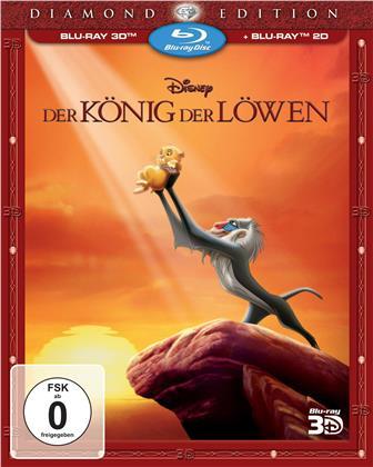 Der König der Löwen (1994) (Diamond Edition)