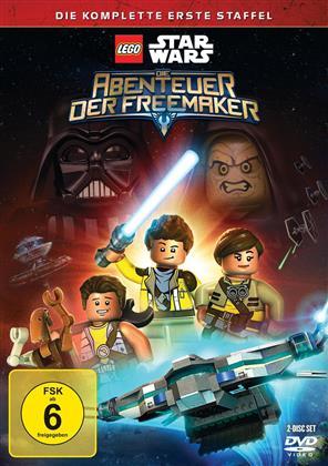 LEGO: Star Wars - Die Abenteuer der Freemaker - Staffel 1 (2 DVDs)