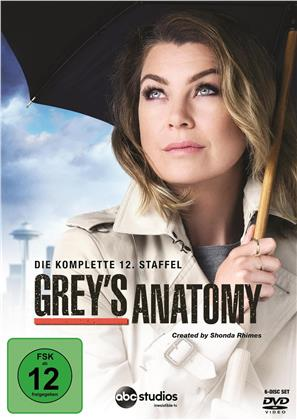 Grey's Anatomy - Staffel 12 (6 DVDs)