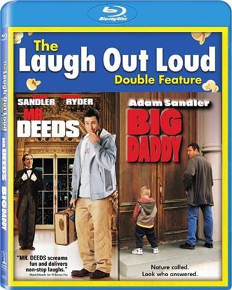 Big Daddy / Mr. Deeds (2 Blu-rays)